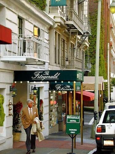 フィッツジェラルド ホテル ユニオン スクエア