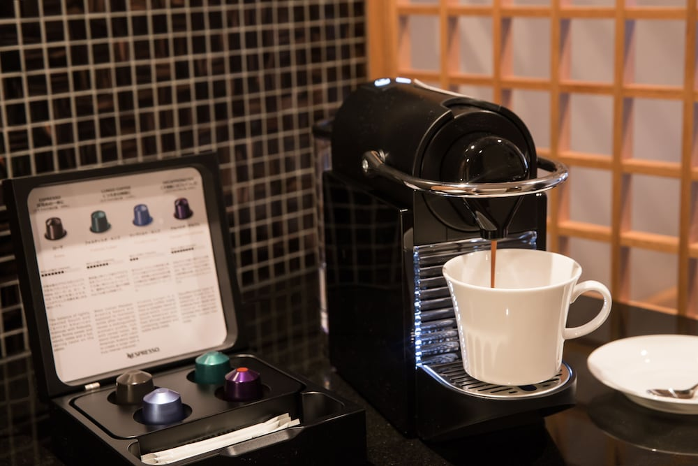 Coffee and/or Coffee Maker, Kyoto Brighton Hotel