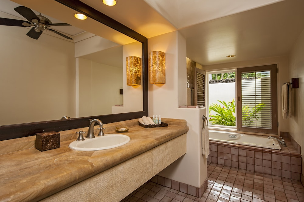 Bathroom, Travaasa Hana, Maui