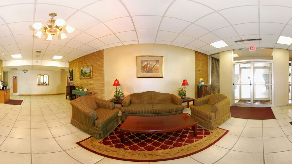 Lobby Sitting Area, Quality Inn & Conference Center