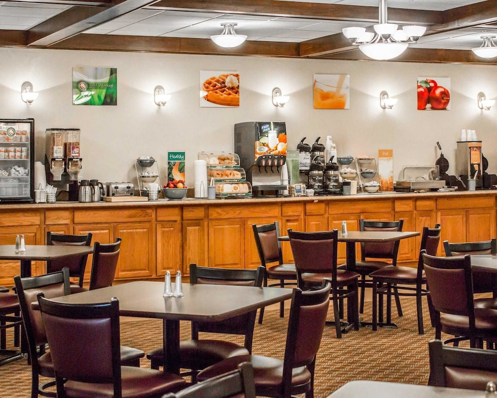 Breakfast Area, Quality Inn & Conference Center