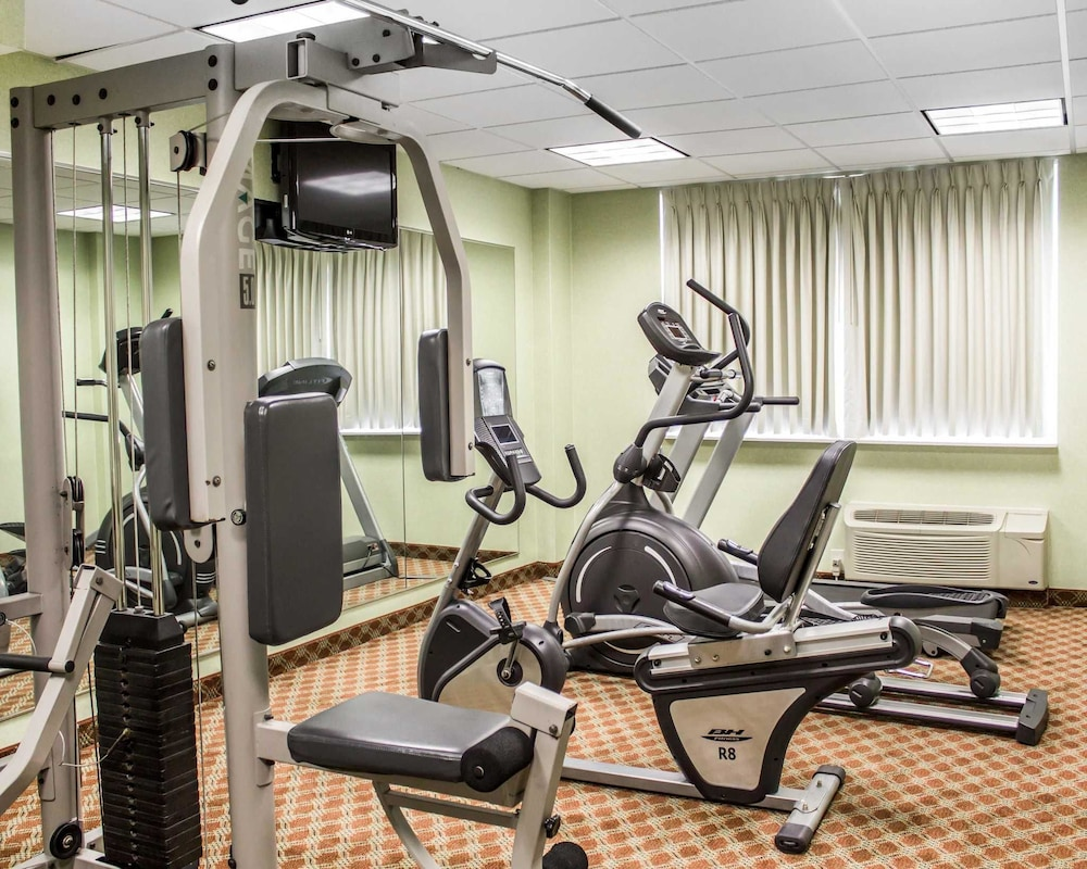 Fitness Facility, Quality Inn & Conference Center
