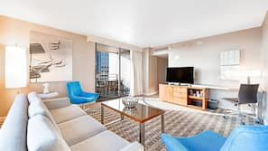 1 bedroom, premium bedding, down duvets, pillow-top beds