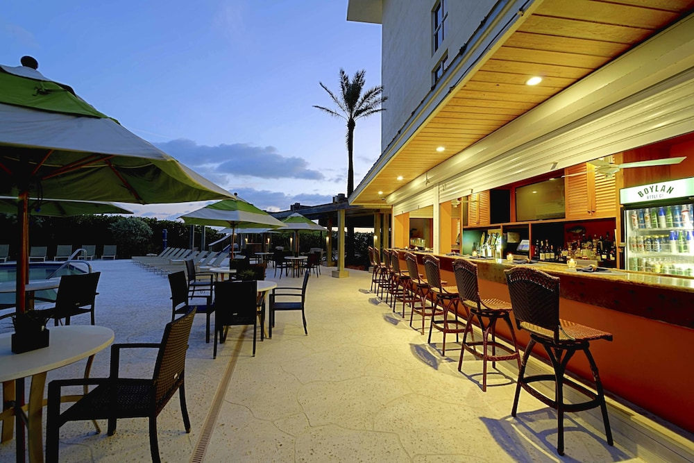 Restaurant, Courtyard by Marriott Hutchinson Island