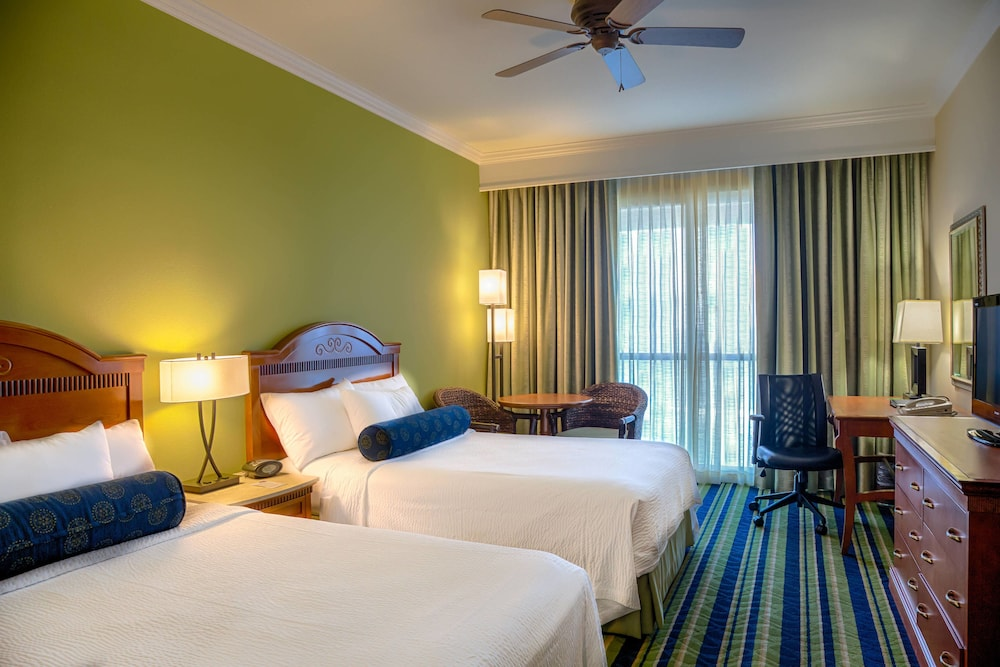 Room, Courtyard by Marriott Hutchinson Island