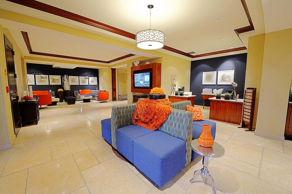 Lobby, Courtyard by Marriott Hutchinson Island