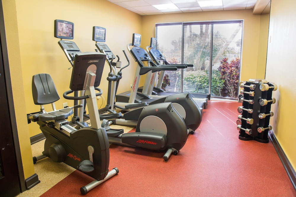 Fitness Facility, Courtyard by Marriott Hutchinson Island