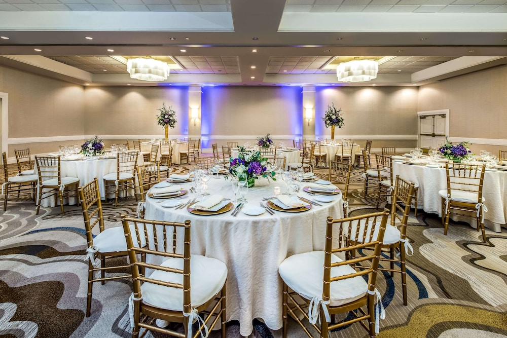 Indoor Wedding, Sonesta White Plains Downtown