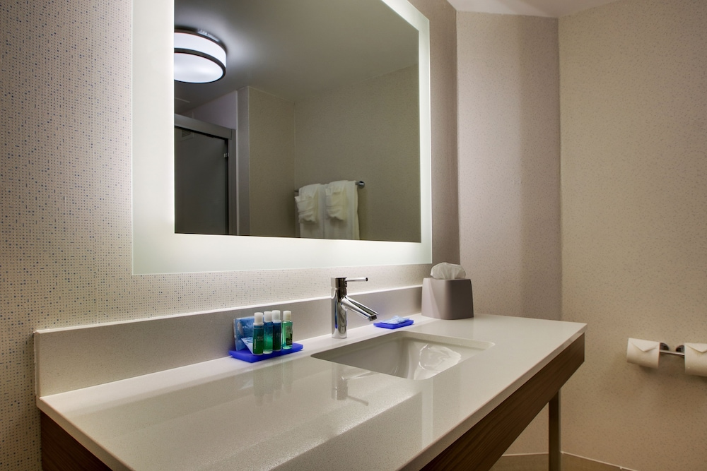 Bathroom, Holiday Inn Express Voorhees - Mt. Laurel