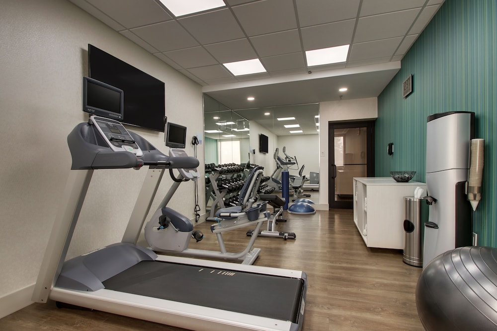 Fitness Facility, Holiday Inn Express Voorhees - Mt. Laurel