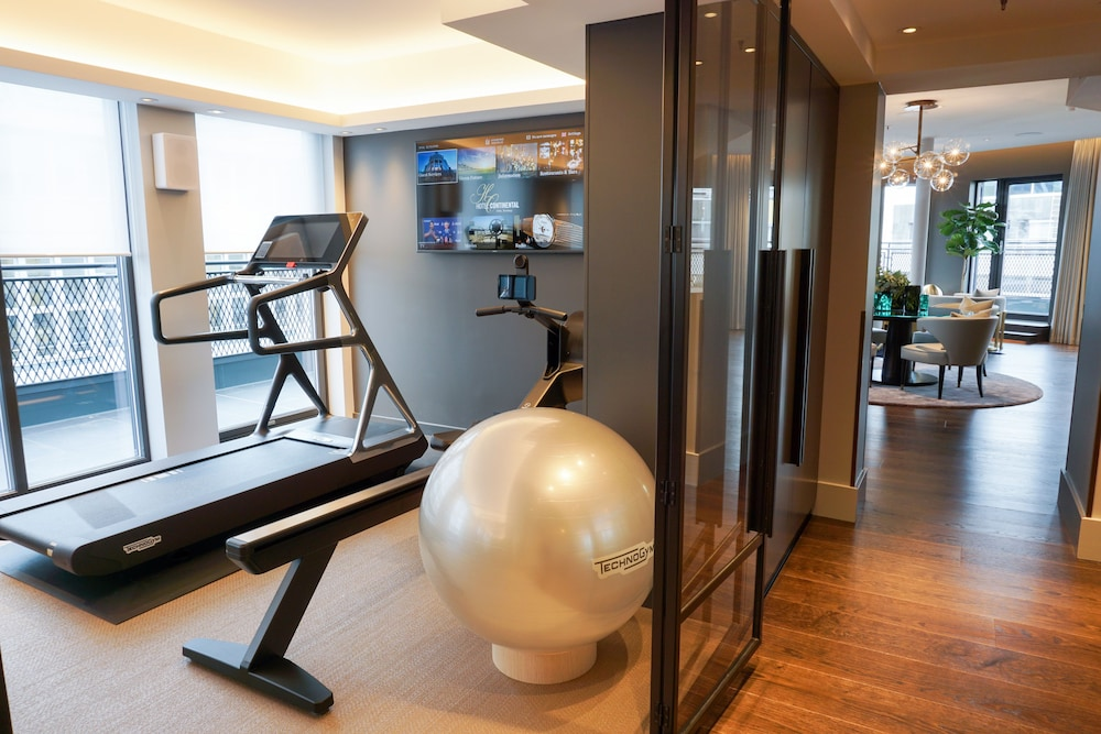Fitness Facility, Hotel Continental