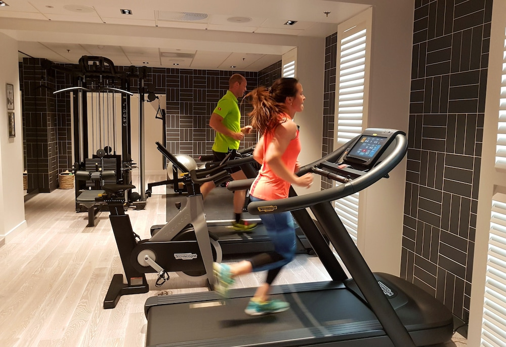 Fitness Studio, Hotel Continental