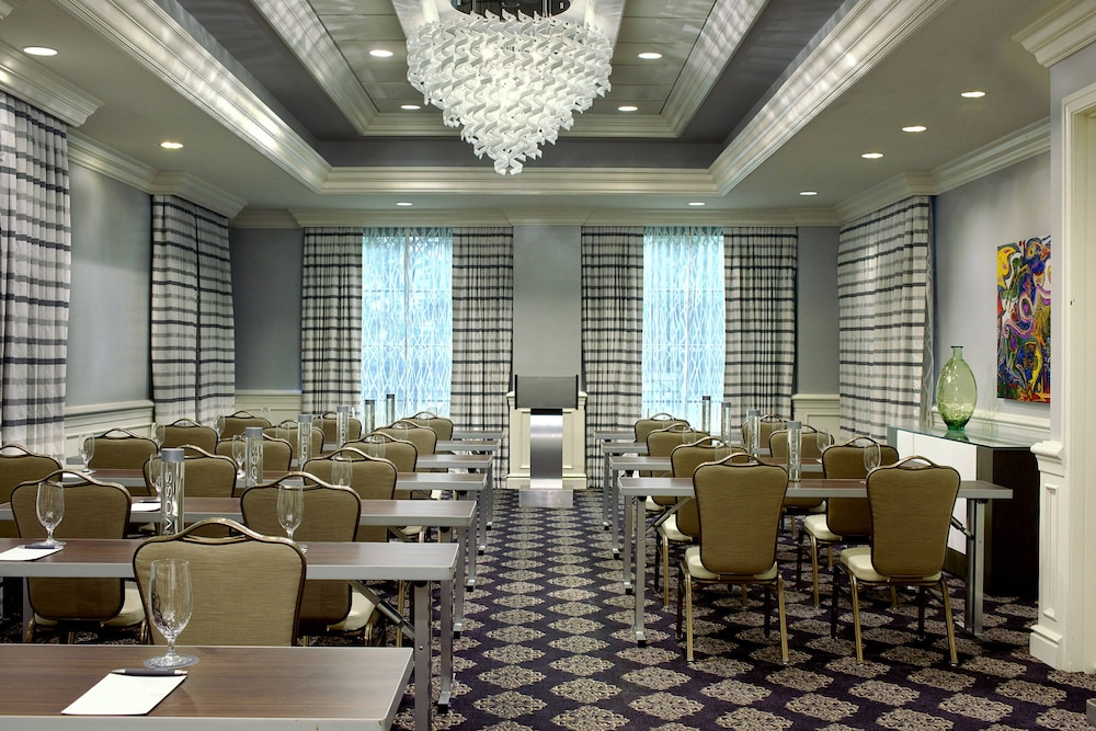 Meeting Facility, Hotel Colonnade Coral Gables, Autograph Collection