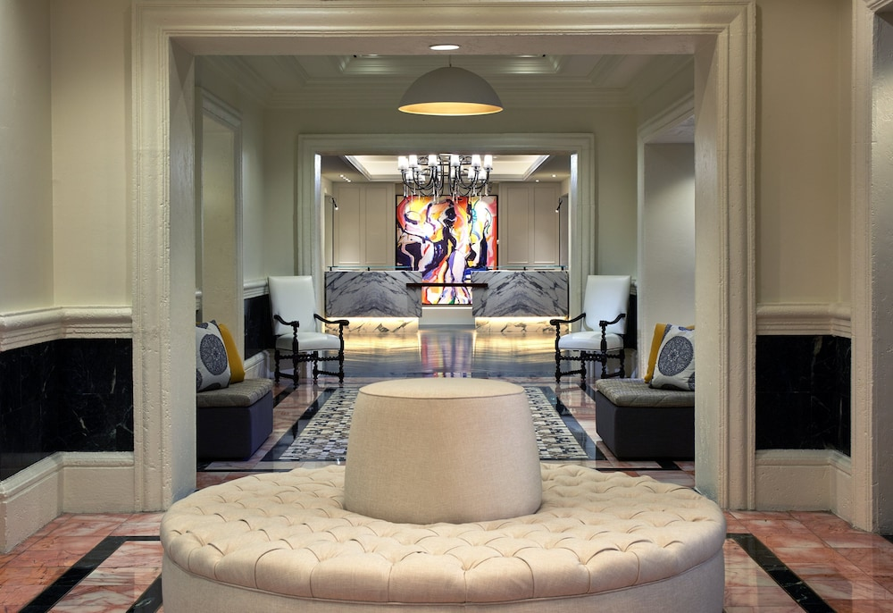 Reception, Hotel Colonnade Coral Gables, Autograph Collection