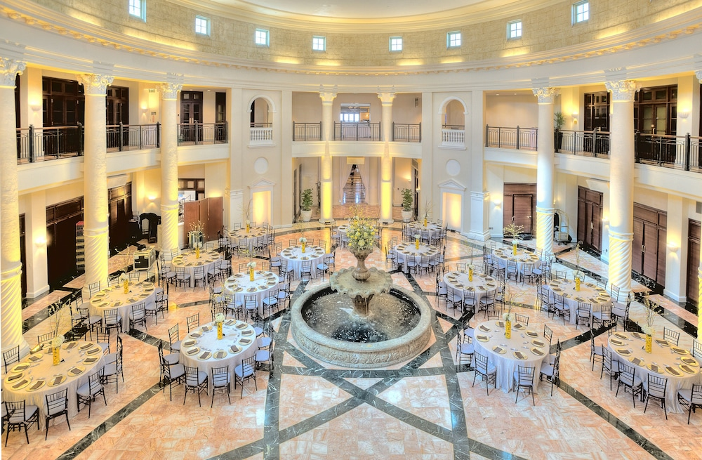 Reception Hall, Hotel Colonnade Coral Gables, Autograph Collection