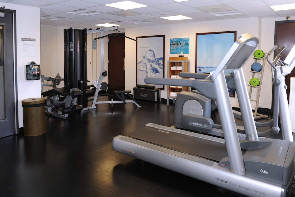 Gym, Hotel Colonnade Coral Gables, Autograph Collection