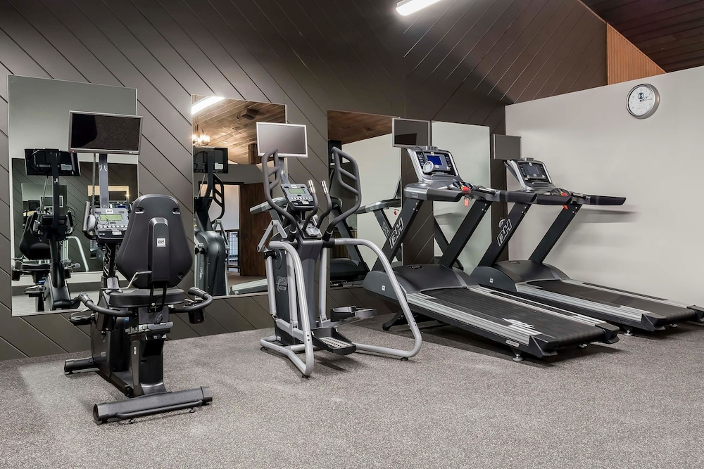 Fitness Facility, Copper King Convention Center, Ascend Hotel Collection