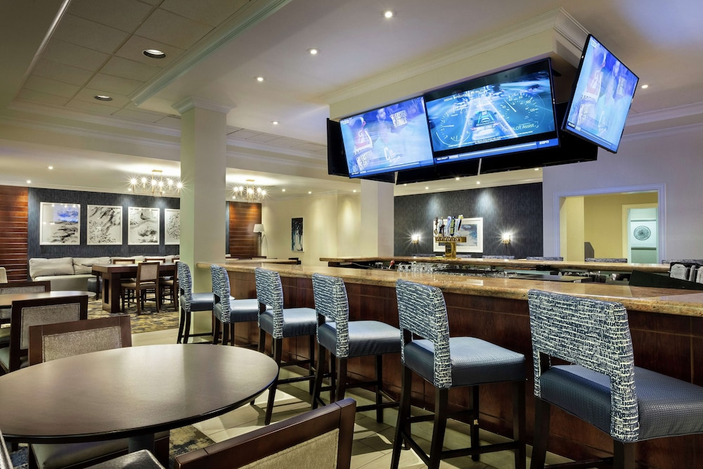 Bar, Doubletree by Hilton Columbia, SC