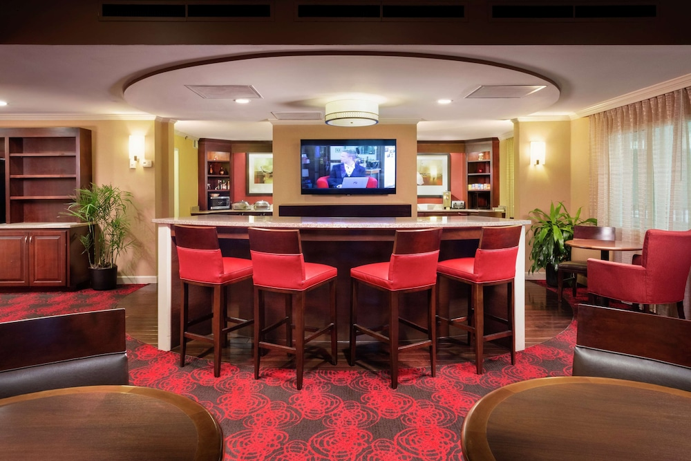 Executive Lounge, Doubletree by Hilton Columbia, SC