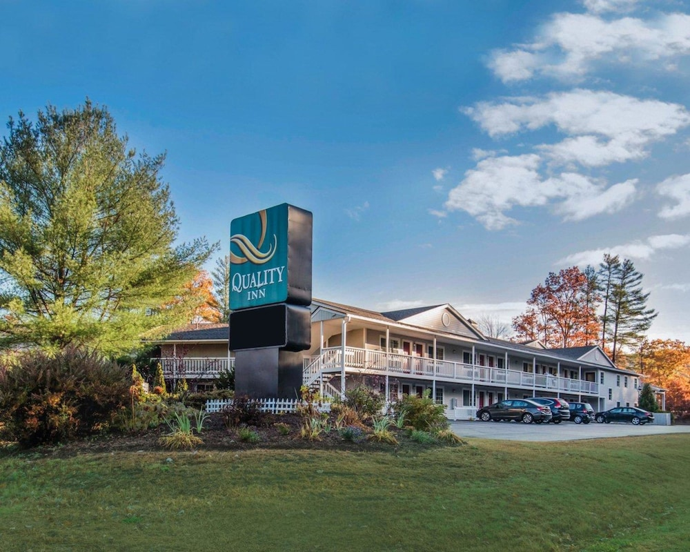 Exterior, Quality Inn At Quechee Gorge