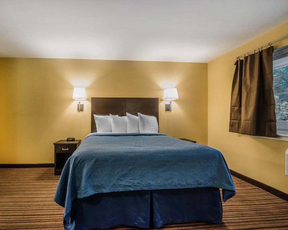 Room, Quality Inn At Quechee Gorge