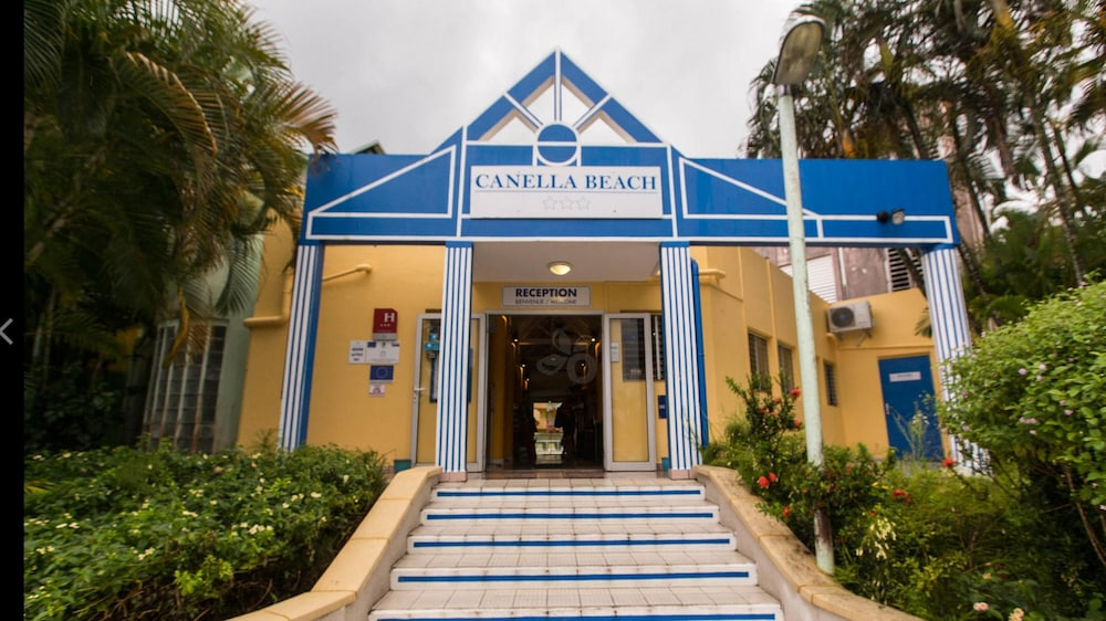 Canella beach hotel reviews photos rates for Hotels guadeloupe