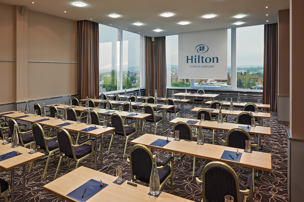 Meeting Facility, Hilton Zurich Airport