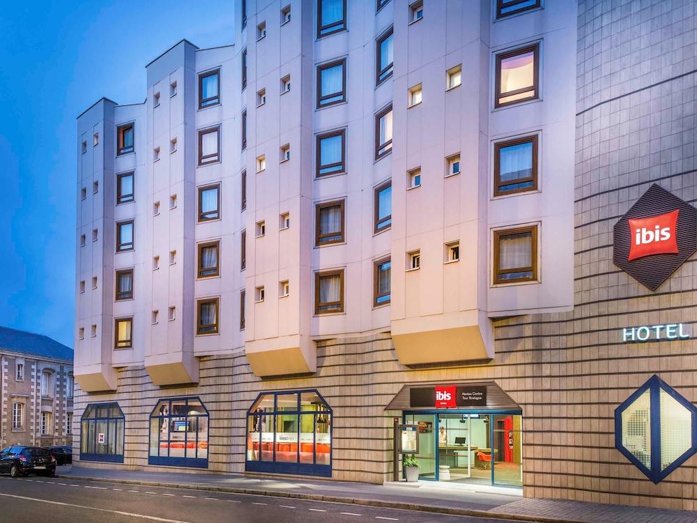 Ibis nantes centre tour bretagne deals reviews nantes for Hotel france nantes