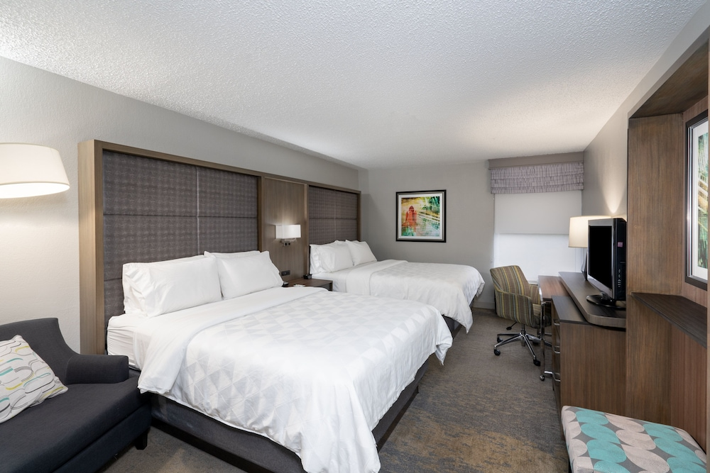 Room, Holiday Inn Research Park, an IHG Hotel