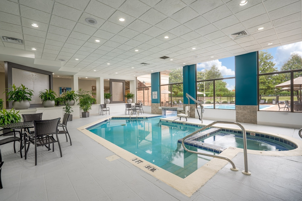 Pool, Holiday Inn Research Park, an IHG Hotel