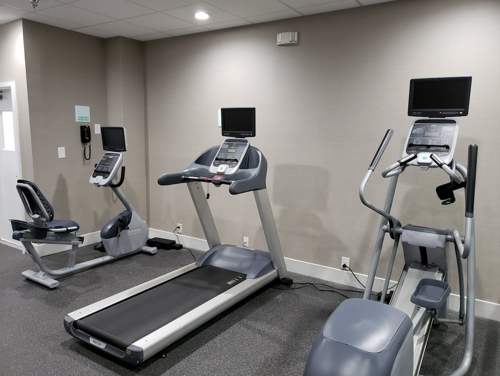 Fitness Facility, Holiday Inn Research Park, an IHG Hotel