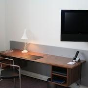Forretningsfaciliteter på værelset