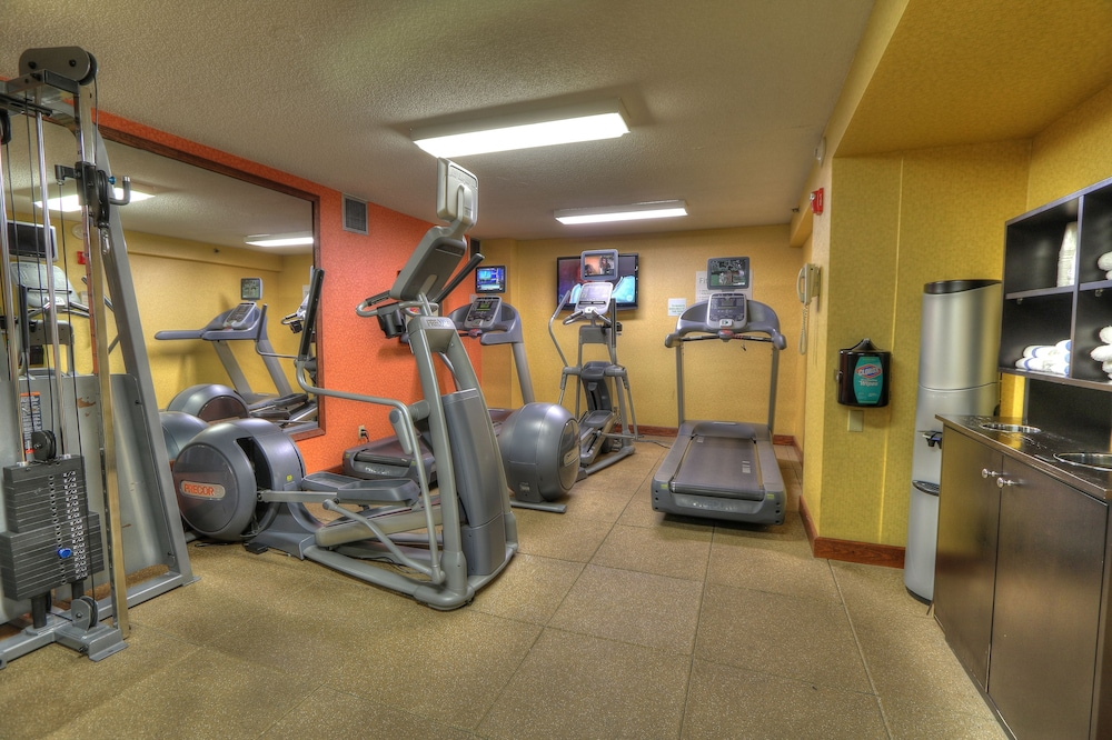 Fitness Facility, The Ramsey