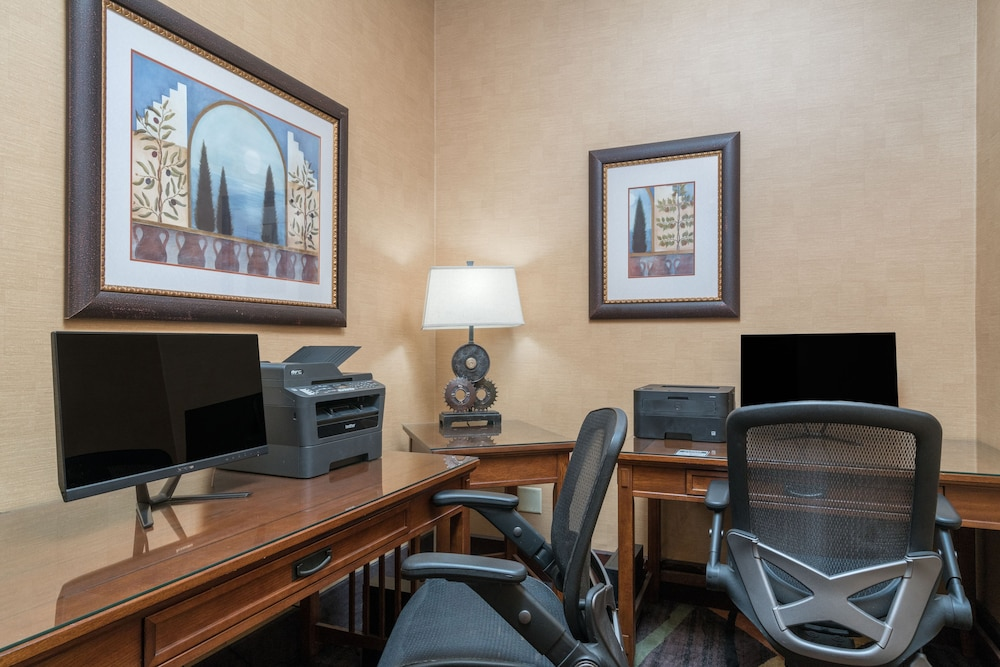 Business Center, Holiday Inn Hotel & Suites - St. Cloud, an IHG Hotel