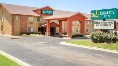 Quality Inn Broken Arrow - Tulsa