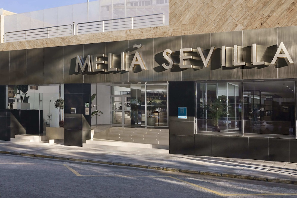 Property Entrance, Melia Sevilla