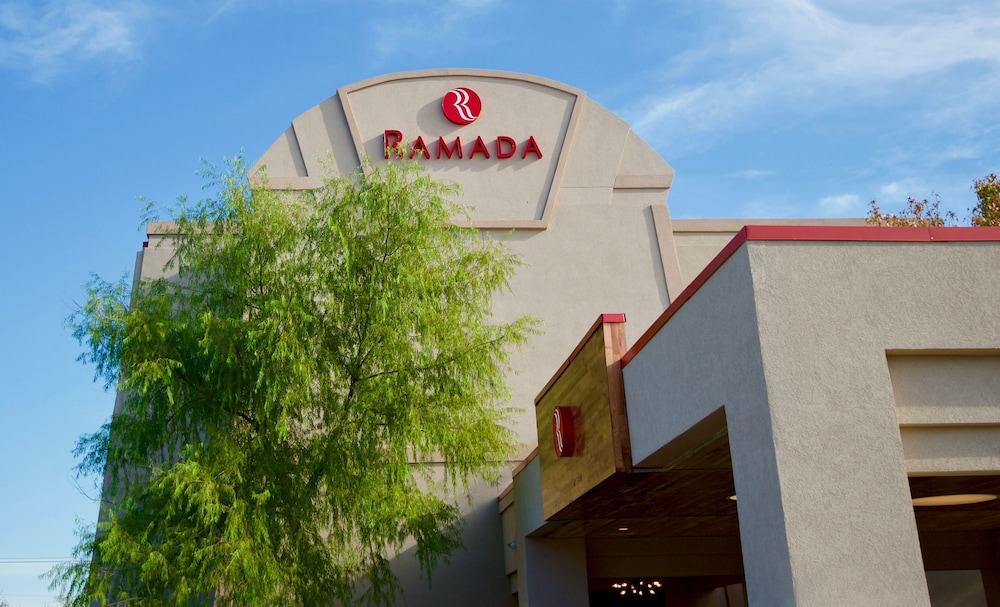 Front of Property, Ramada by Wyndham Austin South