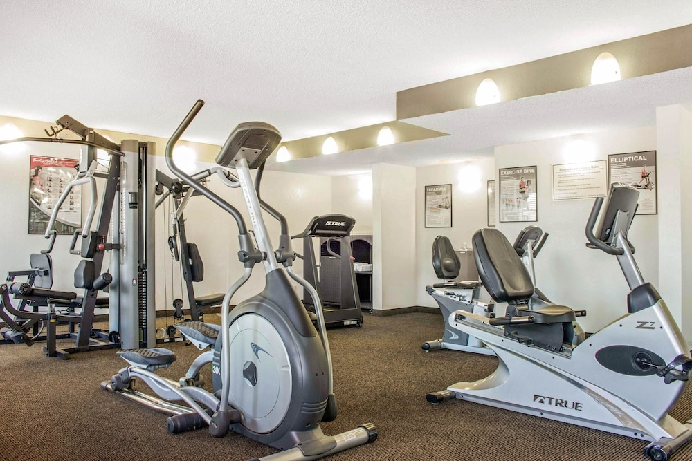 Fitness Facility, Quality Inn Benson I-10 Exit 304