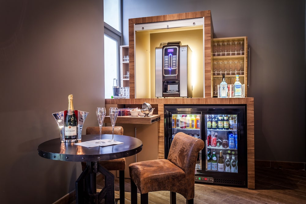 Bar, Hotel Legend Saint Germain by Elegancia