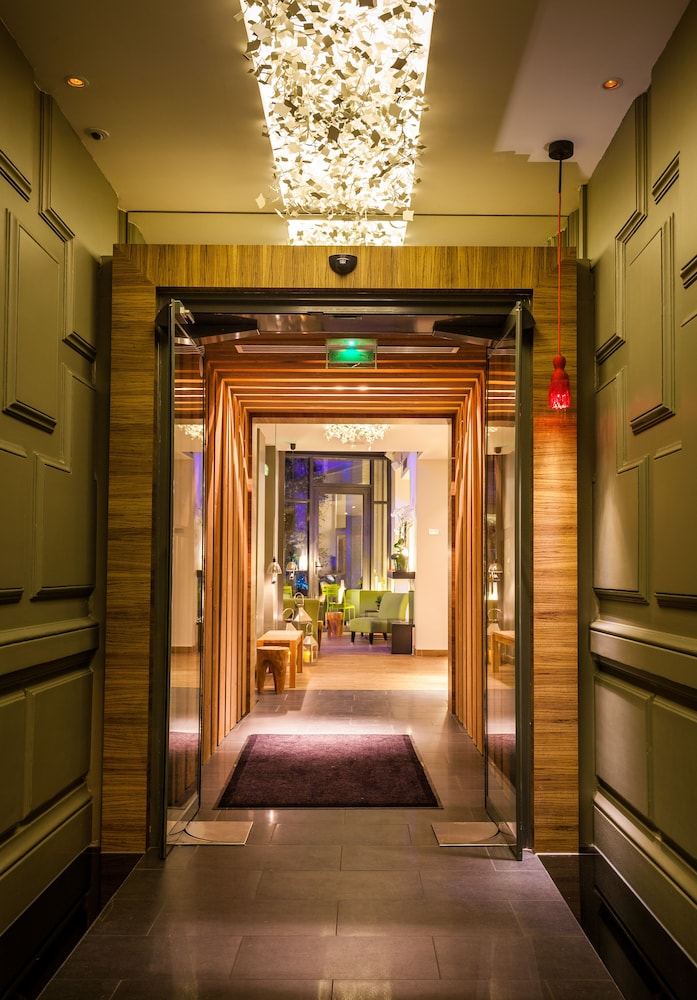 Hallway, Hotel Legend Saint Germain by Elegancia