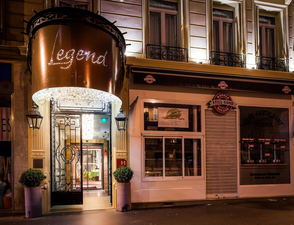Hotel Legend Rue De Rennes