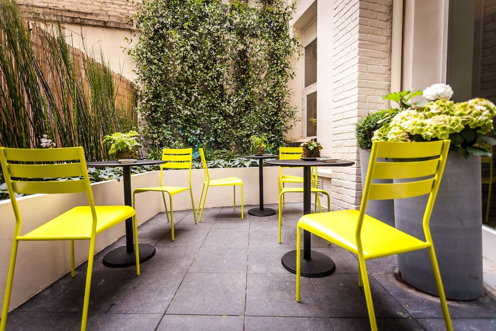Terrace/Patio, Hotel Legend Saint Germain by Elegancia