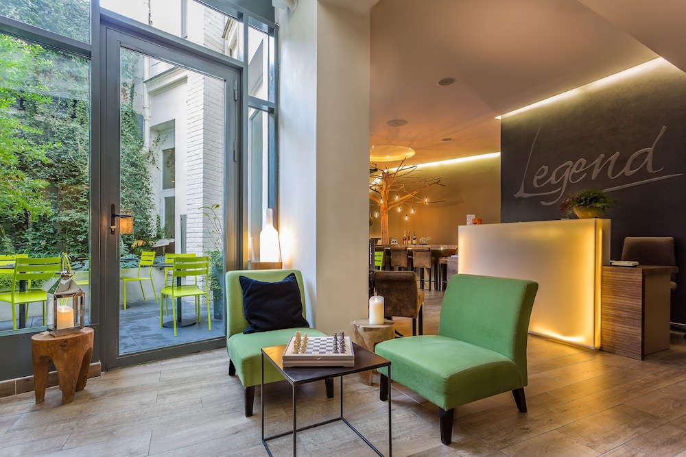 Executive Lounge, Hotel Legend Saint Germain by Elegancia