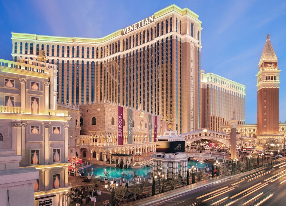 Venetian Las Vegas Address
