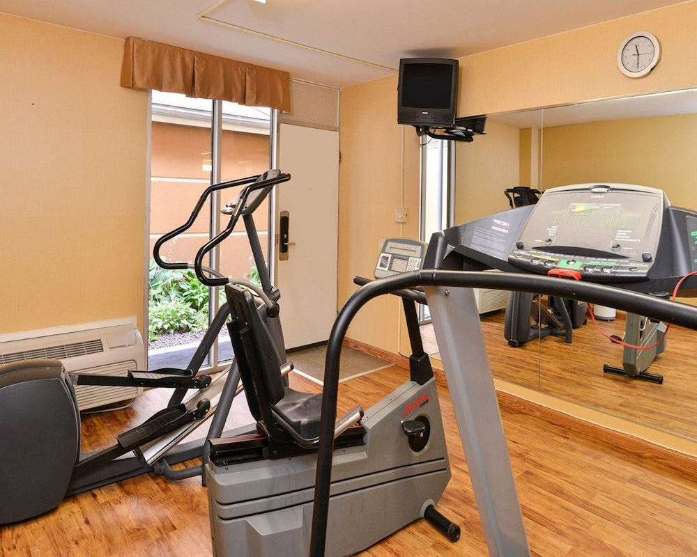 Fitness Facility, Quality Inn East Haven - New Haven