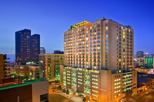 圣地亚哥瓦斯灯街区万豪酒店