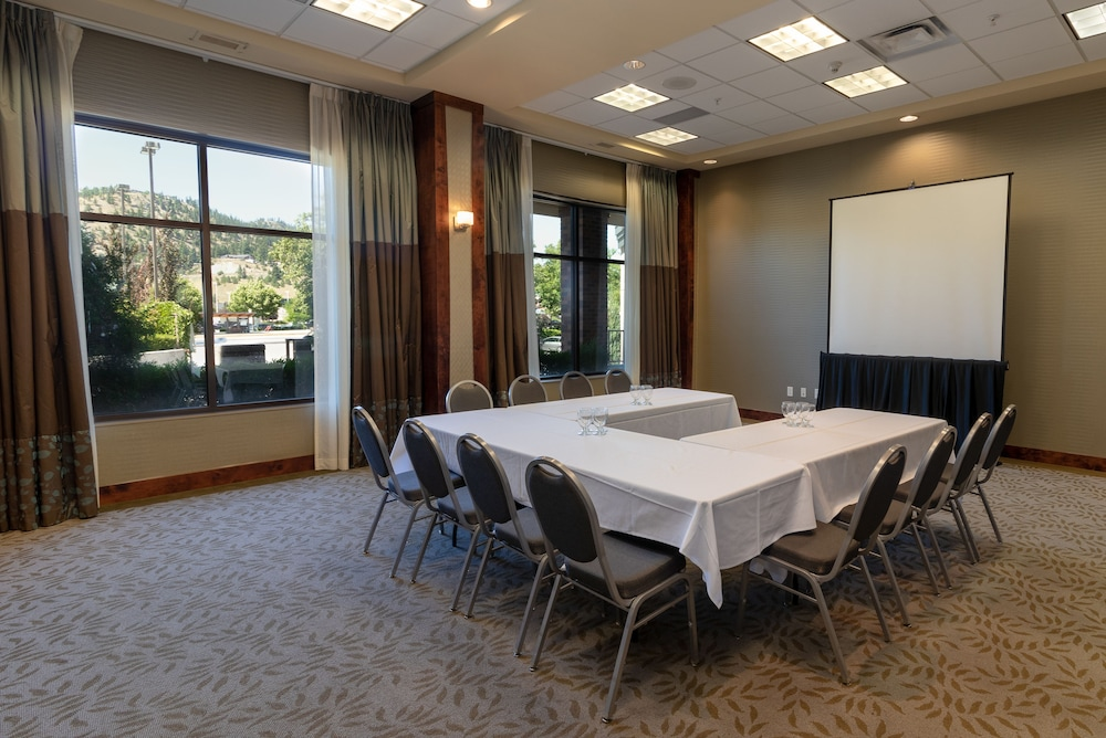 Meeting Facility, Kanata Kelowna Hotel & Conference Centre