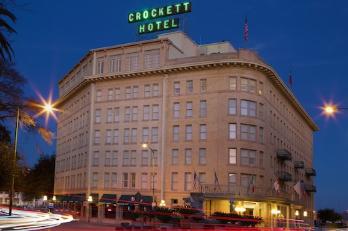 Great Place to stay Crockett Hotel near San Antonio