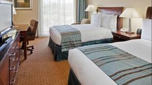 Desk, iron/ironing board, rollaway beds, WiFi