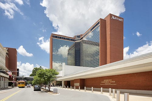 Check Expedia for Availability of Little Rock Marriott